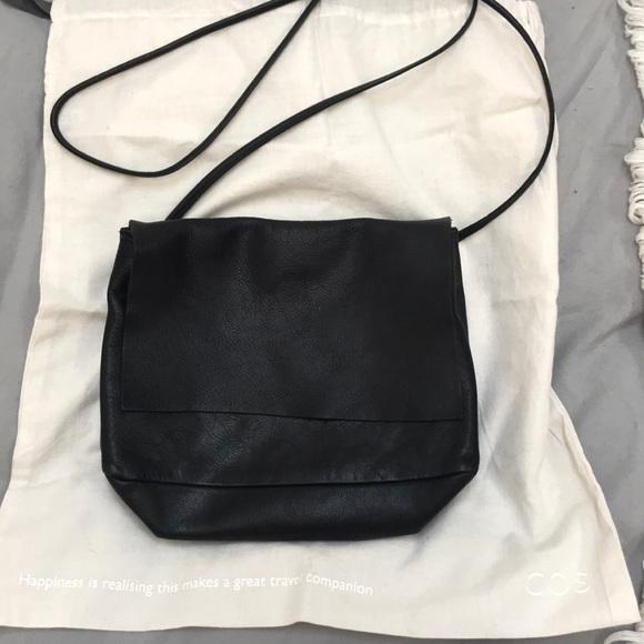 ceba86a5a1 COS Handbags - COS Soft Leather Over the Shoulder Bag Acne Gavrie